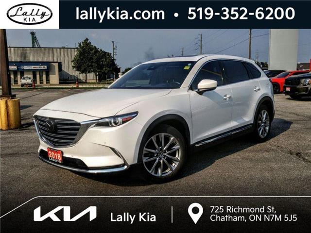 2018 Mazda CX-9 Signature (Stk: K4163) in Chatham - Image 1 of 28