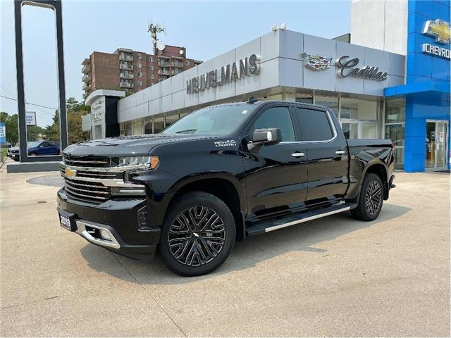 2019 Chevrolet Silverado 1500 High Country (Stk: M364A) in Chatham - Image 1 of 20