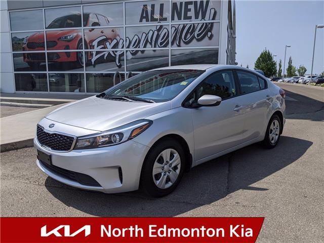 2018 Kia Forte LX (Stk: 21FH9339ZA) in Edmonton - Image 1 of 24