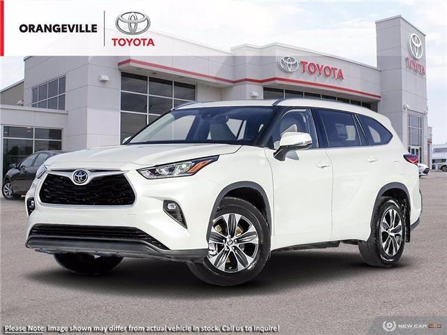 2021 Toyota Highlander XLE (Stk: 21578) in Orangeville - Image 1 of 22
