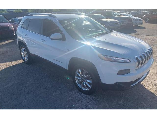 2014 Jeep Cherokee 4WD 4dr Limited (Stk: 284937) in Stoney Creek - Image 1 of 19
