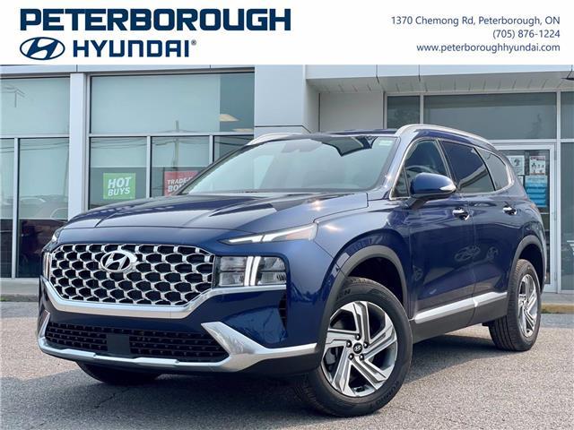 2022 Hyundai Santa Fe Preferred (Stk: H13048) in Peterborough - Image 1 of 30