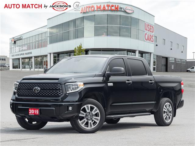2019 Toyota Tundra Platinum 5.7L V8 (Stk: U3792) in Barrie - Image 1 of 24
