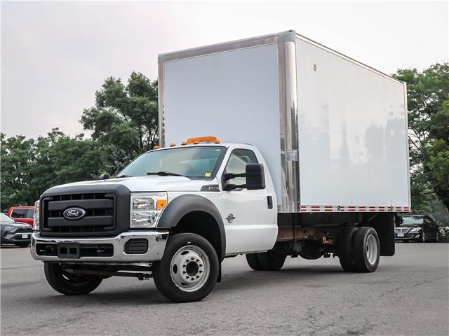 2013 Ford F-550 Chassis  (Stk: B16139) in Ottawa - Image 1 of 21