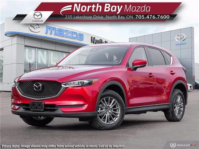 2021 Mazda CX-5 GX (Stk: 21219) in North Bay - Image 1 of 23
