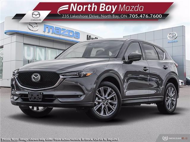 2021 Mazda CX-5 GT (Stk: 21223) in North Bay - Image 1 of 23