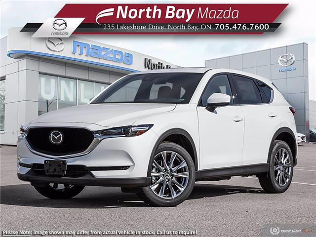 2021 Mazda CX-5 Signature (Stk: 21221) in North Bay - Image 1 of 23