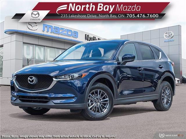 2021 Mazda CX-5 GX (Stk: 21218) in North Bay - Image 1 of 23