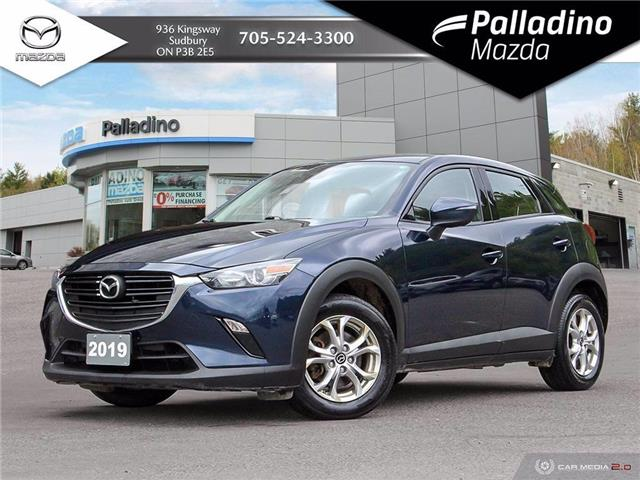 2019 Mazda CX-3 GS (Stk: 8100A) in Greater Sudbury - Image 1 of 26
