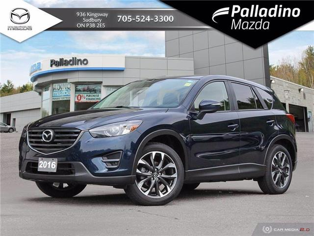 2016 Mazda CX-5 GT (Stk: 8115A) in Greater Sudbury - Image 1 of 28