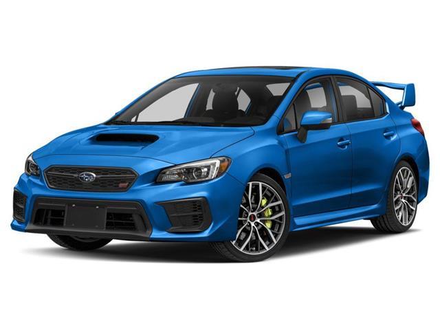 2021 Subaru WRX STI Sport-tech w/Wing (Stk: S01211) in Guelph - Image 1 of 9
