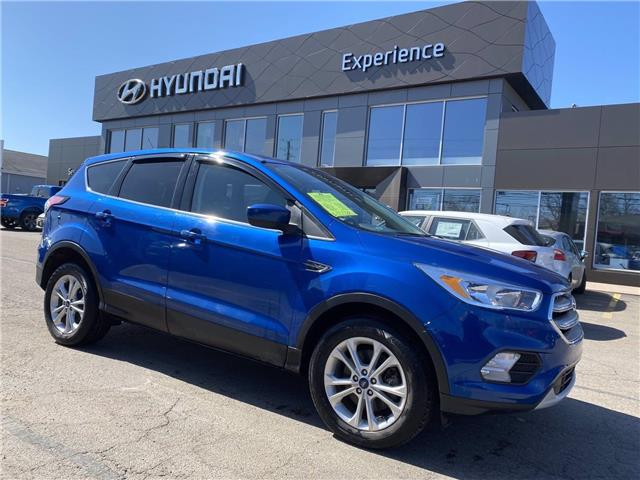 2017 Ford Escape SE (Stk: N1275TA) in Charlottetown - Image 1 of 14