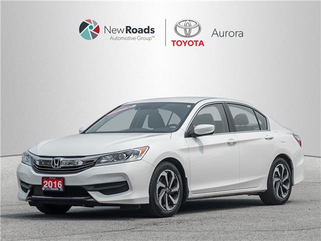 2016 Honda Accord  (Stk: 327071) in Aurora - Image 1 of 18