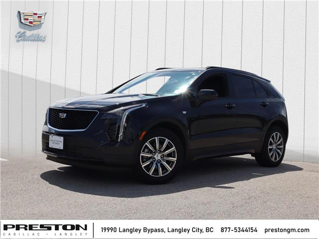 2019 Cadillac XT4 Sport (Stk: X33051) in Langley City - Image 1 of 30