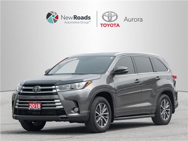 2018 Toyota Highlander  (Stk: 325881) in Aurora - Image 1 of 23