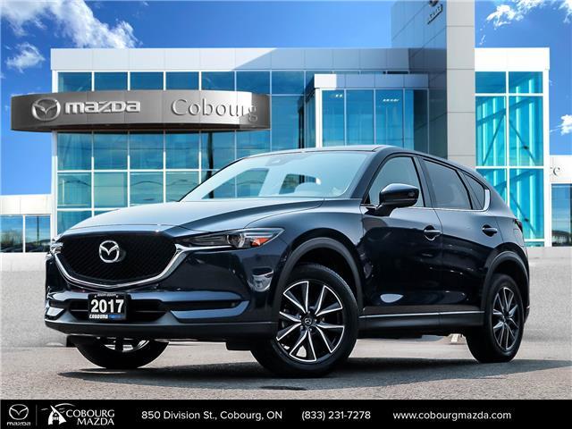 2017 Mazda CX-5 GT (Stk: U0564) in Cobourg - Image 1 of 28