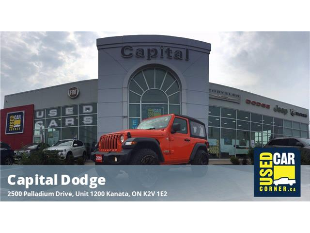 2019 Jeep Wrangler Sport (Stk: P3140A) in Kanata - Image 1 of 21