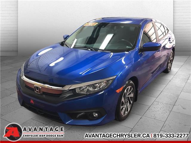 2018 Honda Civic SE (Stk: 0958A) in La Sarre - Image 1 of 20