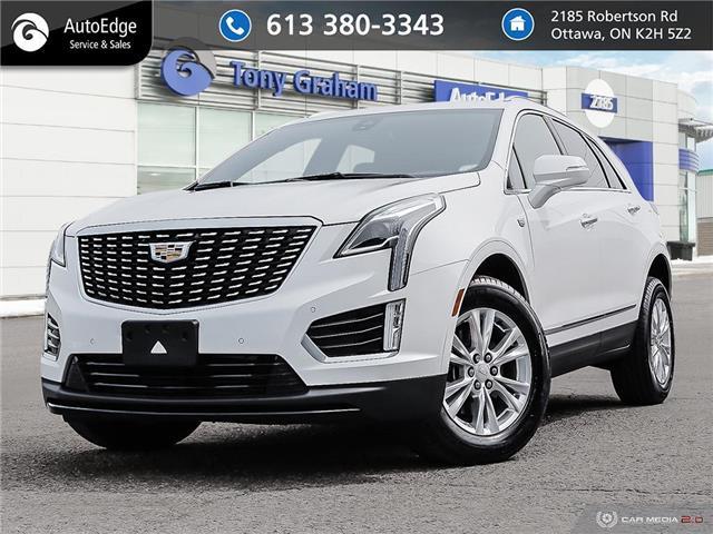 2021 Cadillac XT5 Luxury (Stk: A0810) in Ottawa - Image 1 of 28