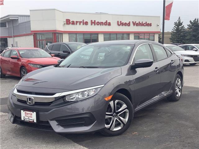 2017 Honda Civic LX (Stk: 11-U17350) in Barrie - Image 1 of 22