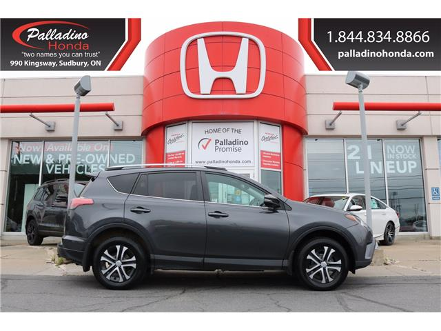 2017 Toyota RAV4 LE (Stk: BC0190) in Greater Sudbury - Image 1 of 33