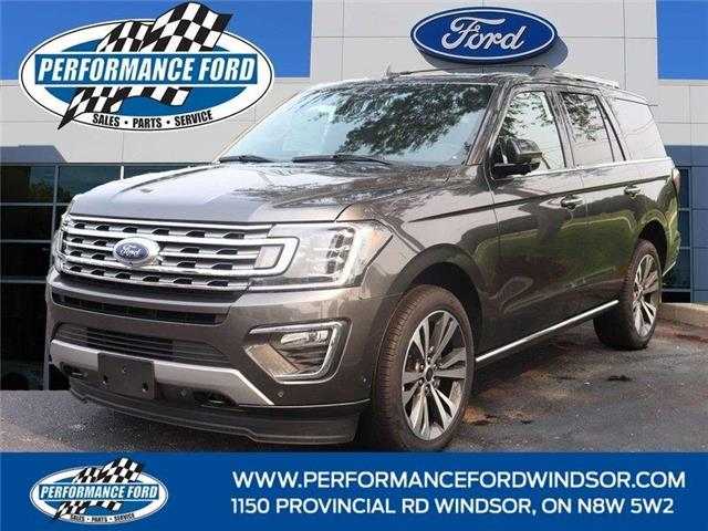 2021 Ford Expedition Limited (Stk: EP51496) in Windsor - Image 1 of 17