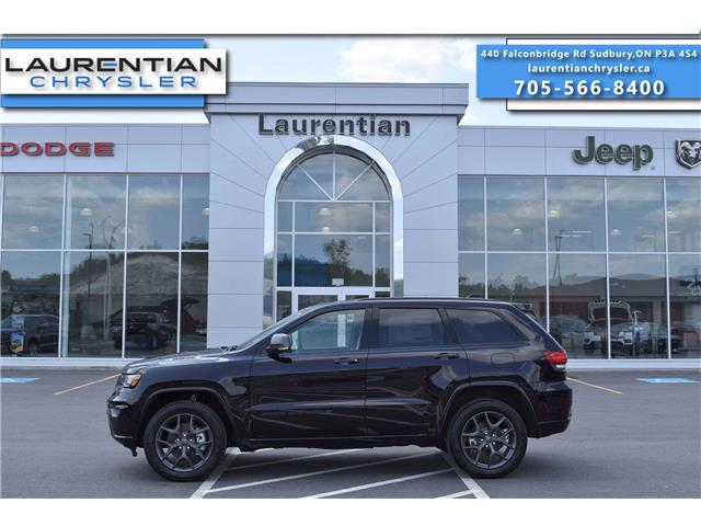 2021 Jeep Grand Cherokee Limited (Stk: 21250) in Greater Sudbury - Image 1 of 35