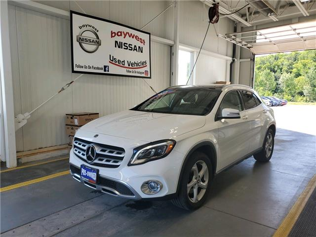 2018 Mercedes-Benz GLA 250 Base (Stk: -P0999) in Owen Sound - Image 1 of 16