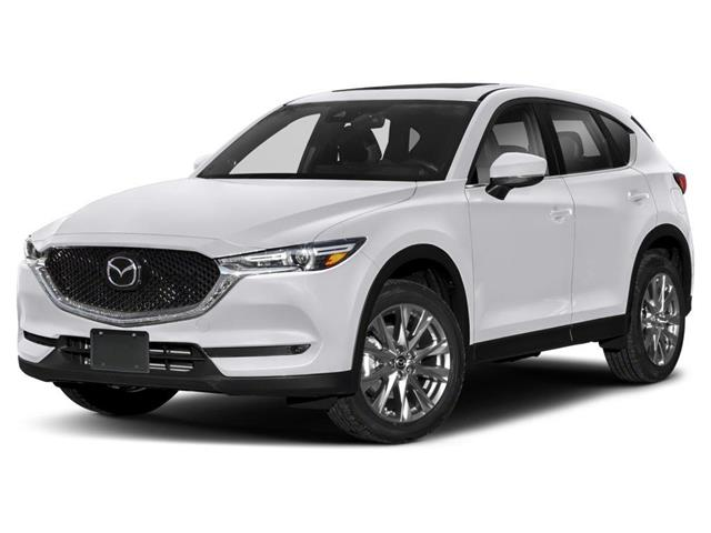 2021 Mazda CX-5 Signature (Stk: N210674) in Markham - Image 1 of 9