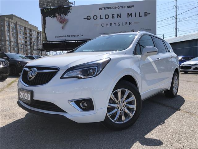 2020 Buick Envision Essence LRBFX2SAXLD060807 P5468 in North York