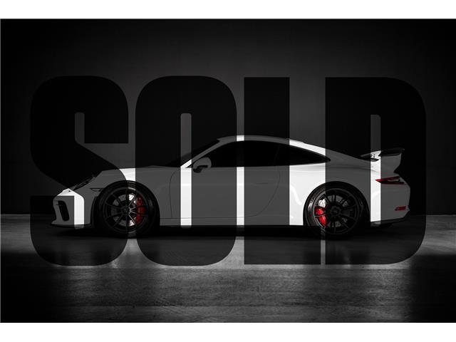 2018 Porsche 911 GT3 (Stk: MU2705) in Woodbridge - Image 1 of 20