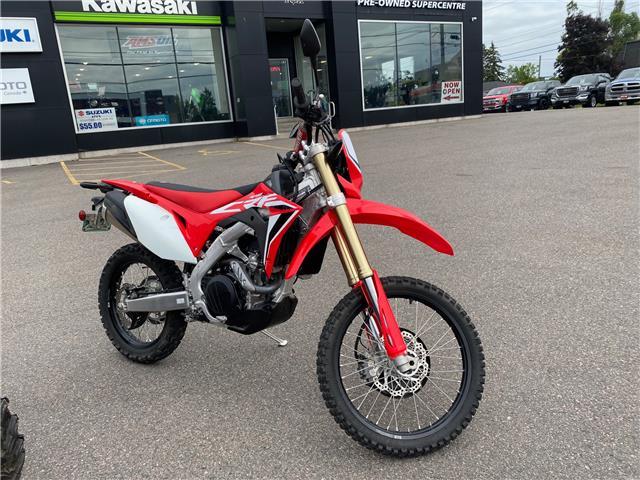 2020 Honda CRF450L  (Stk: ) in Sault Ste. Marie - Image 1 of 3