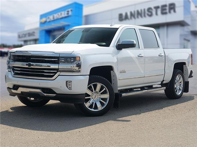 2018 Chevrolet Silverado 1500 High Country (Stk: 21-157A) in Edson - Image 1 of 16