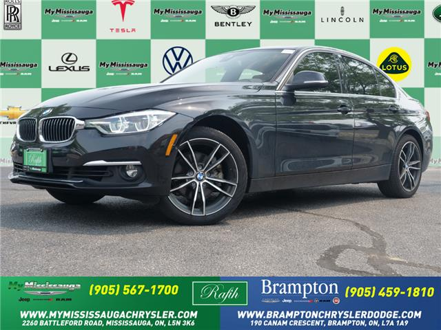 2017 BMW 330i xDrive (Stk: 1603A) in Mississauga - Image 1 of 27