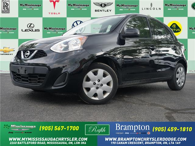 2016 Nissan Micra SV (Stk: 1616A) in Mississauga - Image 1 of 20