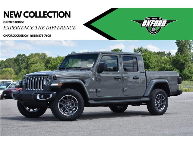 2021 Jeep Gladiator Overland (Stk: 21638) in London - Image 1 of 24