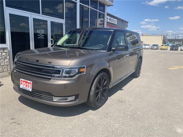 2019 Ford Flex Limited (Stk: 211306) in Chatham - Image 1 of 15