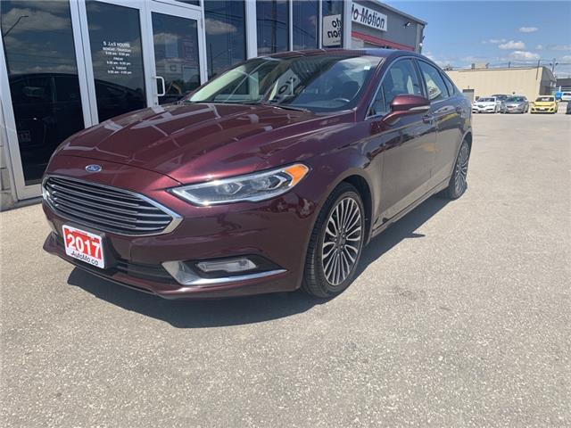 2017 Ford Fusion SE (Stk: 211321) in Chatham - Image 1 of 15