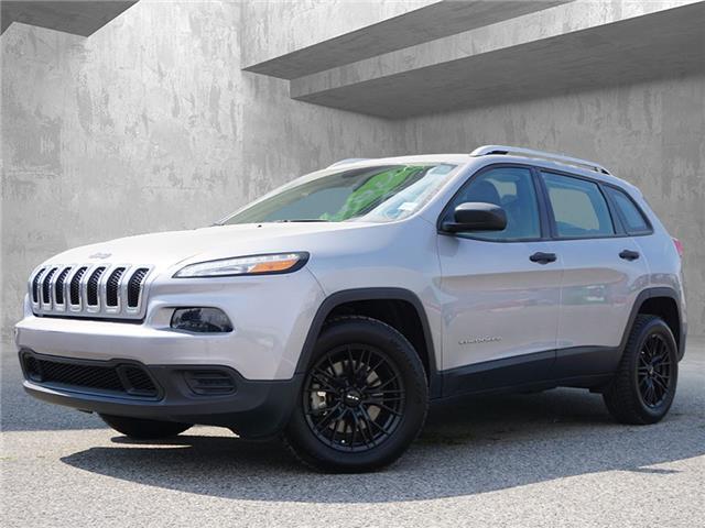 2017 Jeep Cherokee Sport (Stk: P21-994) in Kelowna - Image 1 of 1