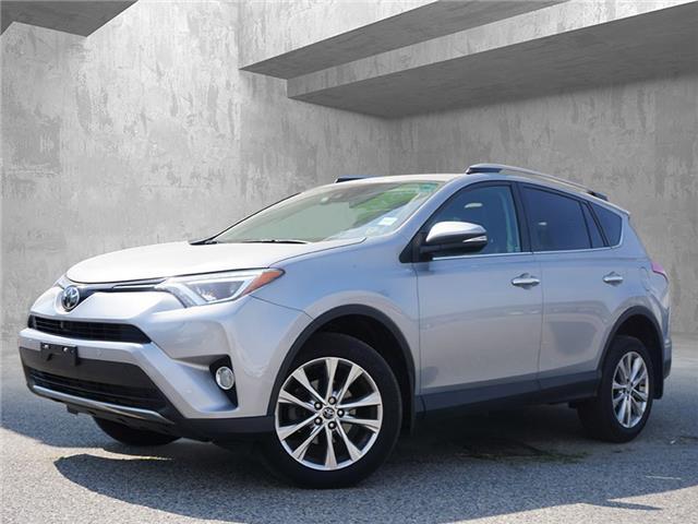 2018 Toyota RAV4  (Stk: P21-1002) in Kelowna - Image 1 of 1