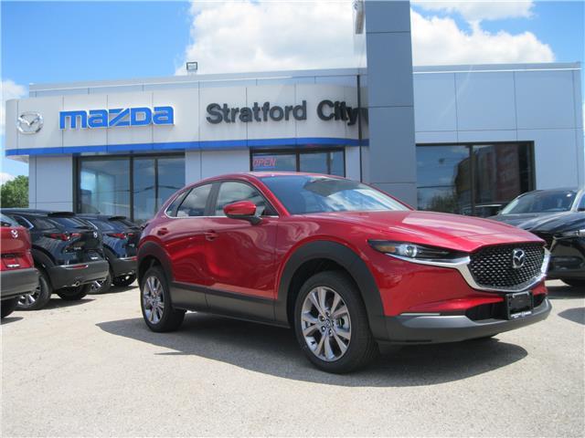 2021 Mazda CX-30 GS (Stk: 21121) in Stratford - Image 1 of 13