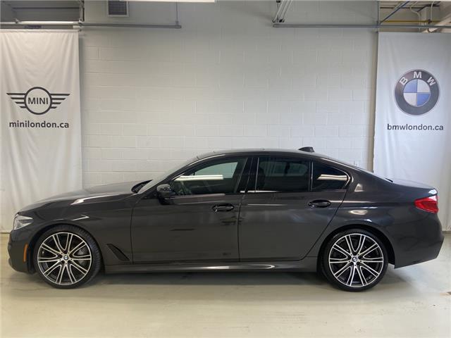 2019 BMW 540i xDrive (Stk: UPB2987) in London - Image 1 of 21