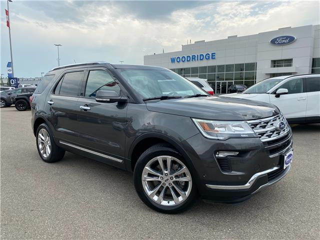 2019 Ford Explorer Limited (Stk: 78368) in Calgary - Image 1 of 22
