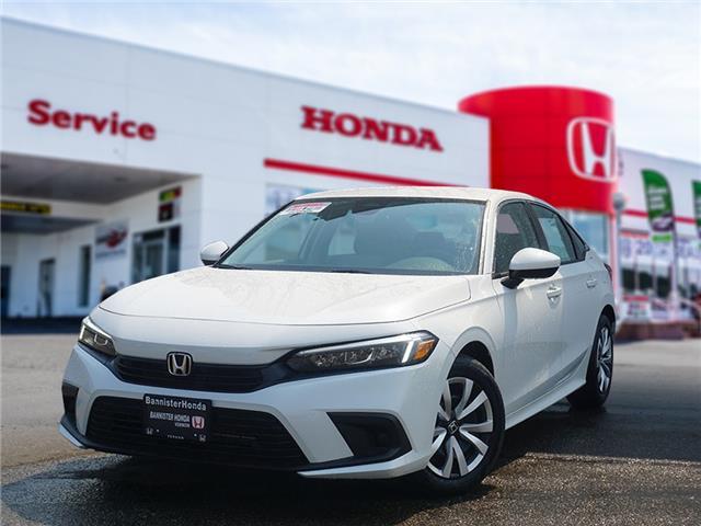 2022 Honda Civic Sedan LX (Stk: 22-005) in Vernon - Image 1 of 14