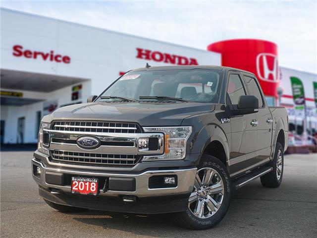 2018 Ford F-150  (Stk: P21-089B) in Vernon - Image 1 of 7