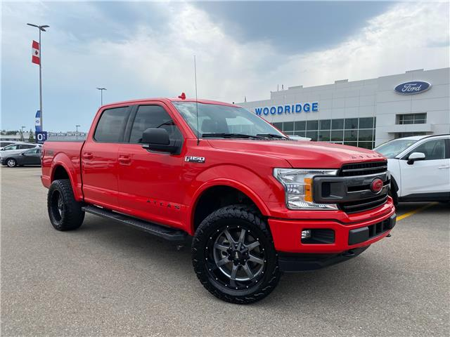 2018 Ford F-150 XLT (Stk: T30807) in Calgary - Image 1 of 23