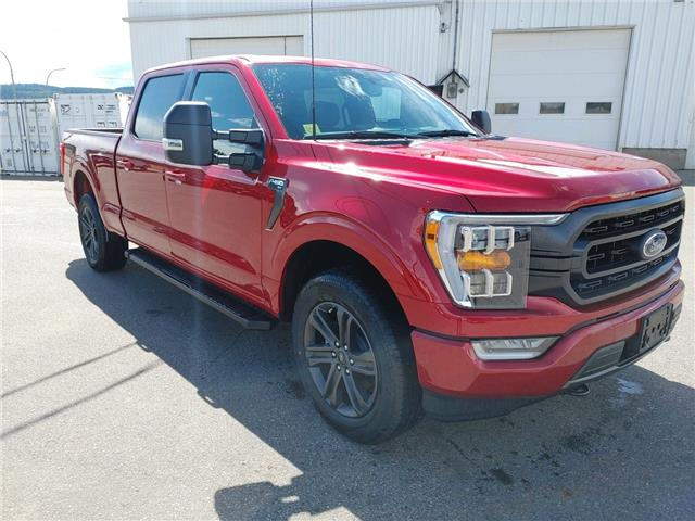 2021 Ford F-150 XLT (Stk: 21T110) in Quesnel - Image 1 of 14