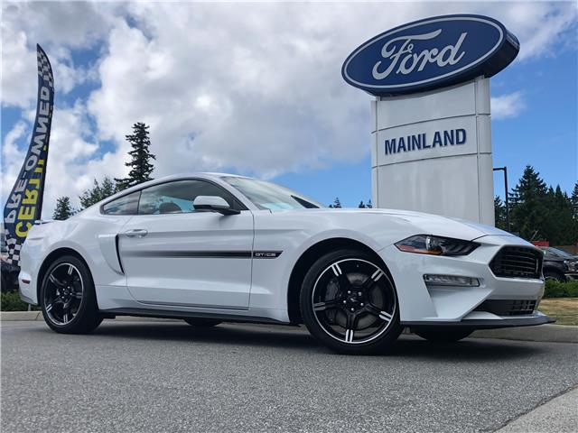 2021 Ford Mustang GT Premium (Stk: 21MU4169) in Vancouver - Image 1 of 30
