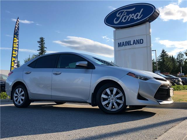 2018 Toyota Corolla LE (Stk: 21MU5284A) in Vancouver - Image 1 of 30