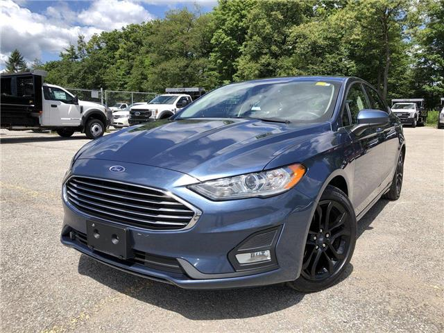 2019 Ford Fusion SE (Stk: P9528) in Barrie - Image 1 of 22